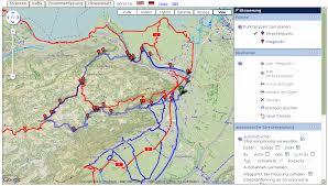 Route Toaster Manfred Alfarés Homepage Touren
