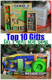 top 10 gifts for 8 year old boys gift xmas and christmas 2017