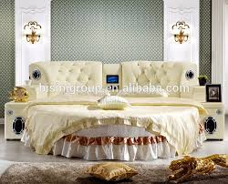 modern round bed modern round bed suppliers and manufacturers at