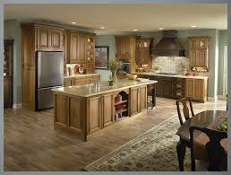 kitchen cabinets light wood color kitchen wall colors with light wood cabinet and marble table