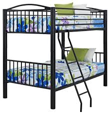 powell youth beds and bunks heavy metal full over full bunk bed