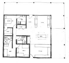 100 space saving house plans a very space efficient floor