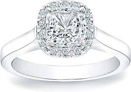 cushion halo engagement rings pave cushion halo engagement ring scs1301b
