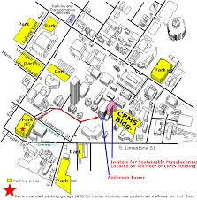 uky map directions institute for sustainable manufacturing