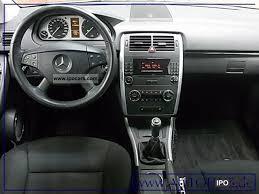 mercedes 200 cdi specs 2007 mercedes b 200 cdi klimaaut sitzhzg car photo and specs