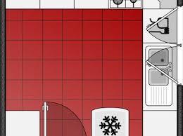 plan amenagement cuisine 8m2 photo le guide de la cuisine plan de cuisine carrée