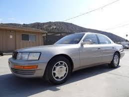 93 lexus ls400 1993 lexus ls400 4 0l v8 xf10 ls 400 toyota sedan start up