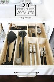 kitchen drawer organizer ideas diy custom kitchen drawer organizers crazy wonderful