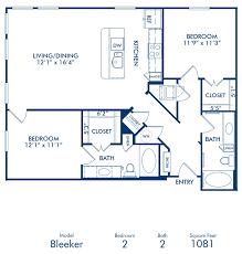 camden pool house floor plan needs outdoor bathroom and storage 1 2 3 bedroom apartments in dallas tx camden belmont