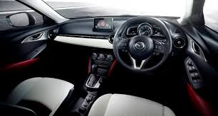 mazda cx3 interior all new 2015 mazda cx 3 unveiled in los angeles motor trader car