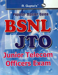 buy bsnl junior telecom officer jto guide old edition
