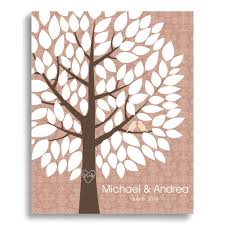 wedding trees wedding tree guestbooks by peachwik