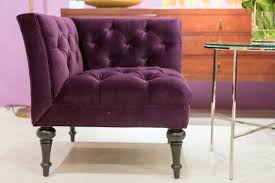Purple Chairs For Sale Design Ideas Furniture Luxury Purple Corner Chair With Wooden Legs And Tile