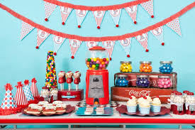 kids birthday party ideas kids vintage inspired gumball birthday party hgtv