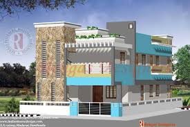 Indian Home Design Plan Layout by Indian Home Designs Exterior House Design Plans