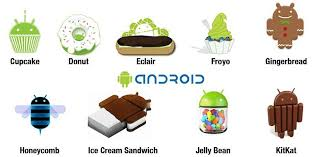 list of android versions best cell phone for android