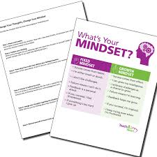 how to help your students choose a growth mindset teach 4 the heart
