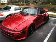 v8 porsche 911 for sale 1984 porsche 911 slantnose there is no substitute