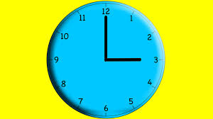 time learning clock learning to tell time 1 o clock to 12 o clock counting guessing
