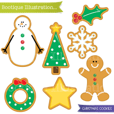 christmas cookies clipart png clip art library