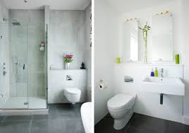 black and white bathroom decoration using white small bathroom