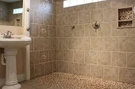No Shower Door Bathroom Remodel No Shower Door Image Bathroom 2017