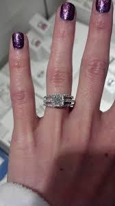 Wedding Ring Enhancers by Wedding Rings Cubic Zirconia Ring Enhancers Wedding Ring