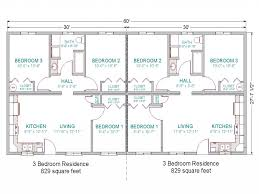 plans simple 3 bedroom house plans duplex house design plans