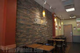 restaurant interior design ideas enhance restaurant interior design creative faux panels