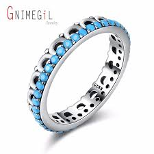 silver rings women images Gnimegil brand ring 925 sterling silver ring women with s925 jpg