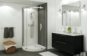 Round Shower Curtain Rod For Corner Shower Round Showers Bathroommarvelous Round Shower Curtain Rod In