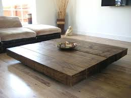 60 inch square coffee table 60 inch square table coffee table oversized coffee table made from