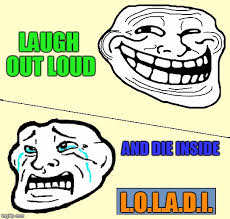 That D Be Great Meme Generator - crying troll face meme generator imgflip