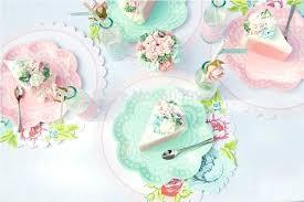 flower paper plates getneon co