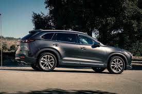 mazda ll 2016 mazda cx 9 hits l a show with fresh design new turbo engine