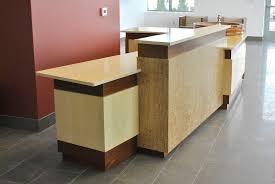 Funky Reception Desks Reception Desks U2014 Pegleg Studio
