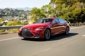 2018 lexus ls first drive not my father u0027s ls motor trend