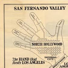 Map Of Los Angeles Cities by 10 Unusual Maps Of Los Angeles U2014 The Bold Italic U2014 San Francisco