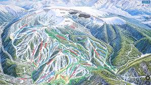 Colorado Ski Map by Mountain Information Winter Park Resort Official Ski Resort