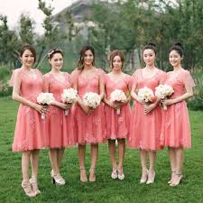 Light Pink Short Bridesmaid Dresses Beautiful Light Pink Short Bridesmaid Dresses Cap Sleeve Appliques