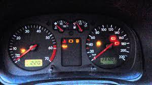 vw golf mk4 2000 1 4i 16v engine oil level indicator youtube