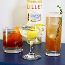 cocktail drinks 3 summer drinks to make with lillet blanc food u0026 wine