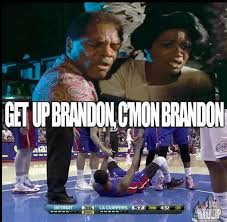Deandre Jordan Meme - r i p brandon knight the best memes to come from the deandre