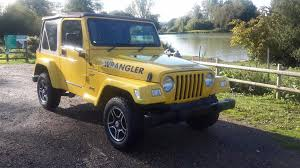 used jeep wrangler cars for sale motors co uk
