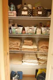 Linen Closet Organization Ideas 20 Best Linen Closet Ideas Images On Pinterest Linen Closet