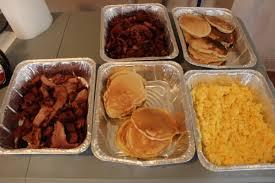 thanksgiving bacon thanksgiving iron bowl weekend u2013 pan handlers down home catering