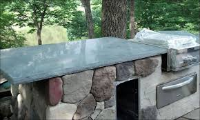 outdoor kitchen countertops ideas kitchen bluestone outdoor countertops outdoor kitchen