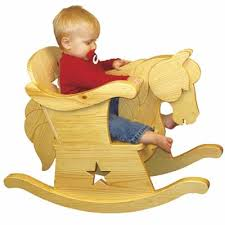 wooden rocking horse pattern plan infant rocking horse chair