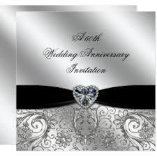 60th wedding anniversary invitations 60th anniversary invitations announcements zazzle co uk