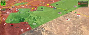 Map Of Russia And Syria by Breaking Surprise Us Attacks Syrian Army In Syria Yet Again